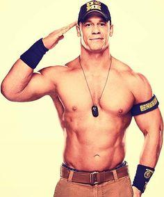 John Cena-I have issues, obviously.
