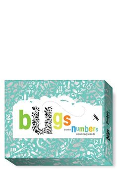 Random House  Bugs By the Numbers Counting Cards  $15.99