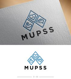 University Physiotherapy Student Society Needs ... Serious, Modern Logo Design by Designanddevelopment