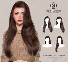Pelo Sims, Maxis, Hello Everyone, Video Games, January, Hairstyle, Asian, Stickers, School