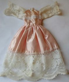 Faerie Glen pink and lace dress eBay.com