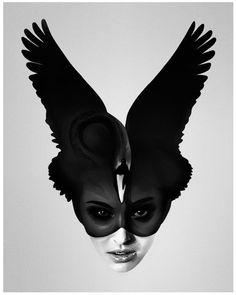 Surreal Illustration by Ruben Ireland (UK)