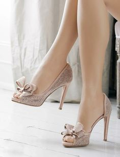Now I just need a place to wear these. Nude- thats practical, right?