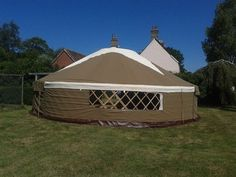 Beautiful wedding yurt for sale... buy it then sell it on after your event...