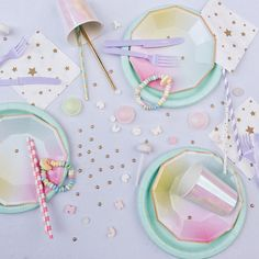 38 Ideas For Party Table Napkins Baby Shower Balloon Clouds, Mylar Balloons, Latex Balloons, Unicorn Themed Birthday Party, Unicorn Party, Birthday Party Themes, Birthday Ideas, 10th Birthday, Party Box