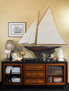 Nautical Decor and Interior Design | Nautical Handcrafted Decor Blog