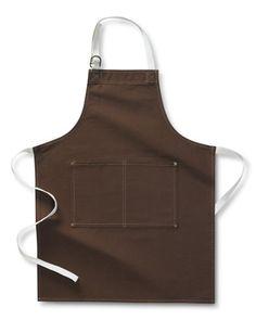totally sewable...  Men's Grill Tools Apron | Williams-Sonoma