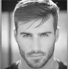 a handsome face with a scruffy beard, ! Hairy Men, Bearded Men, Justin Clynes, Handsome Faces, Haircuts For Men, Men's Haircuts, Men's Hairstyles, Hairstyle Ideas, Hair And Beard Styles