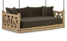 """New La Blog article -  """"We're in Full Swing – Introducing La Lune's New Porch Swing Collection!"""""""