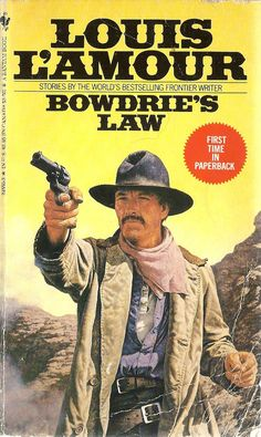 Lawman, manhunter, peacemaker--it takes a hard breed of man to survive as a Texas Ranger, but Chick Bowdrie stands head and shoulder above the rest. The rough trails are his home, from the Big Thicket to the Pecos to the border. Used Books, Books To Read, My Books, Book Writer, Book Authors, Fiction Novels, Pulp Fiction, Elmore Leonard, Westerns