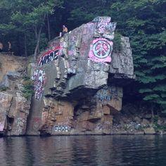 Peace Rock - Hamburg, PA