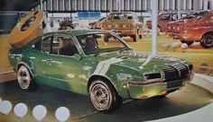 Mazda RX510 Concept (1971)