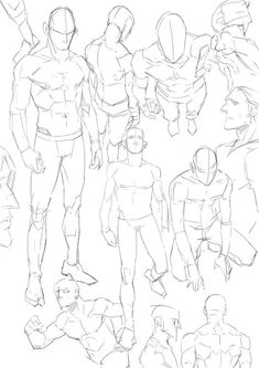 Male anatomy #figuredrawing