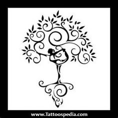 Christian Tree of Life Tattoo - Bing images