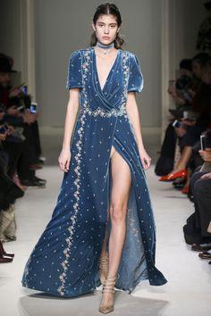 #Farbbberatung #Stilberatung #Farbenreich mit www.farben-reich.com look 11 - Luisa Beccaria Fall 2016 Ready-to-Wear Fashion Show