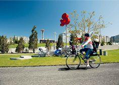 Seattle Cycling.