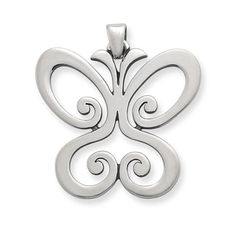 Spring Butterfly Pendant in {productContextTitle} from {brandTitle} on shop.CatalogSpree.com, your personal digital mall.