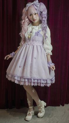 """Angel's Heart Lolita """"Flora's Secret Language"""" preview"""