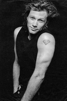 Jon Bon Jovi by effie