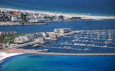 Luftbild der Yachthafenresidenz Hohe Düne in Rostock Warnemünde