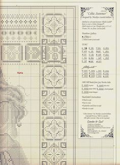 schema unto croce dama celtica summer Pagan Cross Stitch, Russian Cross Stitch, Cross Stitch Angels, Cross Stitch Needles, Cross Stitch Charts, Cross Stitch Designs, Cross Stitch Patterns, Lace Patterns, Cross Stitching