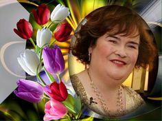 Beautiful design by Gayle Holmes ~`Susan Boyle ~`