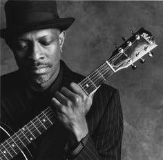 Keb Mo, blues singer and guitarist.