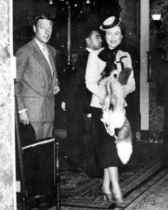 "King Edward VIII ""David"" (Edward Albert Christian George Andrew Patrick David) (1894-1972) Prince of Wales UK & wife Wallis Simpson (Bessie Wallis Warfield-Spencer-Simpson) (1896-1986) USA, Duke & Duchess of Windsor"