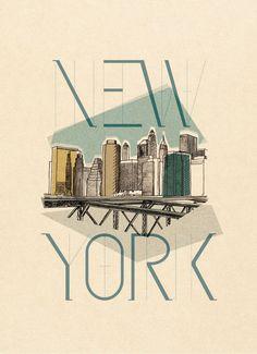 new york illustration