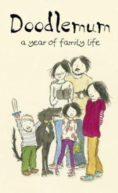 Doodlemum: A Year of Family Life: Amazon.co.uk: Angie Stevens: Books