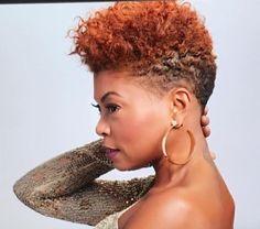 My next hairstyle? Taraji P. Henson