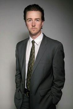 Edward Norton -Fight Club -Moonrise Kingdom -The Painted Veil -Leaves Of Grass -American History X