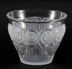 Lalique Vase Rennes, c.1933