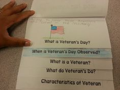 Veterans Day Flip Books - would just change to remembrance day When Is Veterans Day, What Is A Veteran, Veterans Day Activities, School Holiday Activities, 3rd Grade Social Studies, 2nd Grade Ela, Second Grade, Future Classroom, School Classroom