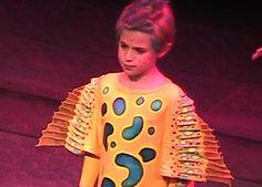 L - Lesmiscellaneous Trading Flounder Costume, Fish Costume, The Little Mermaid Musical, Costume Ideas, Costumes, Disney Cruise, Musicals, Mermaids, Jr