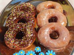 Donuts auténticos (Dos coberturas) Ana Sevilla