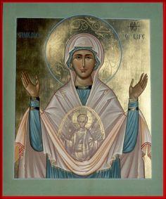 Religious Icons, Religious Art, Mama Mary, Blessed Mother Mary, Byzantine Icons, Joseph, Catholic Art, Art Icon, Orthodox Icons