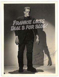 The full Franken-suit