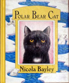 Polar Bear Cat by Nicola Bayley