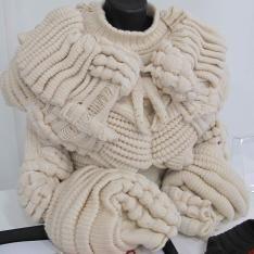 Cosy Elements // #fashion #knitwear