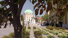 Pécs , Fünfkirchen , Pečuh , Sopianae fényképe.