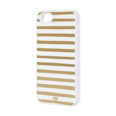 Gold Stripes iPhone 5 Case | Rifle Paper Co.
