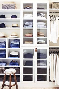 How to do the Marie Kondo folding method so your closet, bedroom, kitchen, etc. is the epitome of organization   Photo via @my24hperson