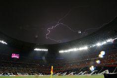 Euro 2012 UKR v FRA: a more impressive picture of the lightning strikes