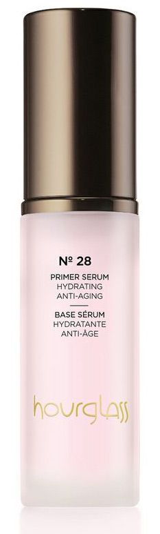 Hourglass N° 28 Primer Serum because the skin needs primer and my face likes essential oils.