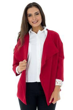 eMAG lichidează stocurile la peste 10.000 de produse în perioada 17-19 mai. Acum ai ocazia să îți reînnoiești garderoba cu un buget extrem de mic. Buget, Duster Coat, Sweaters, Fashion, Moda, Fashion Styles, Fasion, Sweater