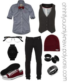 """""""Untitled #56"""" by ohhhifyouonlyknew on Polyvore"""