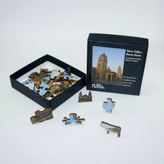 Puzzle de madera Catedral de Lugo