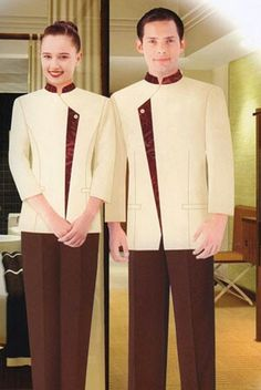 Hotel Waiter Uniform, Uniform Shop, Hotel Uniform, Maid Uniform, Uniform Shirts, Men In Uniform, Office Uniform, Uniform Ideas, Dental Uniforms