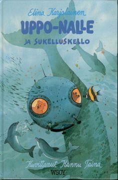 Uppo-Nalle ja sukelluskello -  Finland